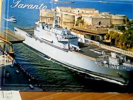 WARSHIP TARANTO   Marina Militare Italiana, Nave D'assalto Anfibio San Giusto L 9894 VB2021  IC7301 - Krieg