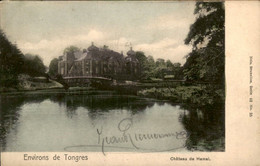 Tongeren - Chateau De Hamal - 1904 - Tongeren
