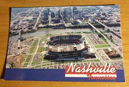 Nashville (Tennesse, USA), Adelphia Coliseum Stadium, Stadio-estadio-stade-stadion, Formato (size) 10x15cm - Fussball