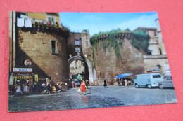 Napoli Porta Nolana + Insegne Pubblicitaria Pepsi Cola E Ferrarelle + VW Pulmino - Napoli (Naples)