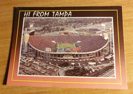 Tampa (Florida, USA), Tampa Stadium, Stadio-estadio-stade-stadion, Formato (size) 10x15cm - Fussball