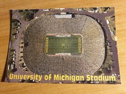 Ann Arbor (Michigan, USA), University Of Michigan Stadium, Stadio-estadio-stade-stadion, Formato (size) 10x15cm - Fussball