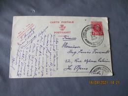 Belgique Wenduyne  Princesse Des Plages Obliteration Entier Postal 1933 - Covers & Documents