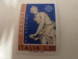 G.L. BERNINI - Europa - Italia - L.50 - Multicolore - Neuf Sans Trace De Charnière - Année 1974 - - 1971-80: Marcophilia