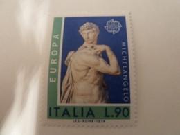MICHELANGELO - Europa - Italia - L.90 - Multicolore - Neuf Sans Trace De Charnière - Année 1974 - - 1971-80: Marcophilia