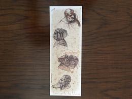 Marque Page Léonard De Vinci - Marque-Pages