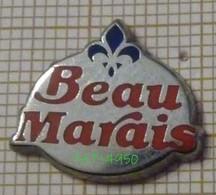 QUARTIER BEAU MARAIS à CALAIS Dpt 62 En Version ZAMAC DUSEAUX - Ciudades
