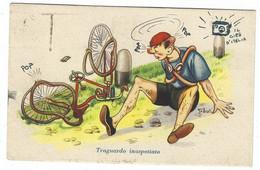 9888 - TRAGUARDO INASPETTATO CICLISMO BICI BIKE BYCICLE 1946 IL GIRO D' ITALIA - Wielrennen