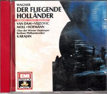 CD: Der Fliegende Holländer Querschnitt / Van Damm / Karajan / Chor Wiener St... - Opere