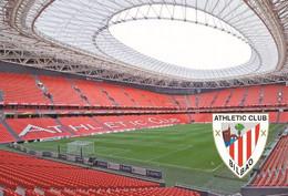 Stadium San Mames,La Catedral (Athletic Bilbao) Postcard - Size: 15x10 Cm. Aprox. - Fussball