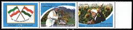 Iran 2008: Strumenti Musicali (congiunta Tajikistan) / Musical Instruments (joint Issue With Tajikistan) ** - Emissioni Congiunte