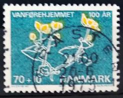 DANEMARK                          N° 538                          OBLITERE - Usado