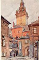 BRNO - BRUNN RATHAUSHOF - Tschechische Republik
