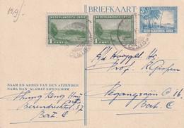 INDES NEERLANDAISES   1947  ENTIER POSTAL/GANZSACHE/POSTAL STATIONARY CARTE DE BATAVIA - Netherlands Indies