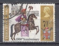 Gran Bretaña 1971, Usado, Aniversario - Ohne Zuordnung