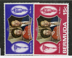BC 6821 *Offers Welcome* 1972 Sc.296-97 Mnh** - Bermuda