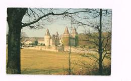 Agimont.Château. - Hastière