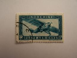 France Cochinchine 1889-1945 Oblitéré Poste Aérienne - Oblitérés
