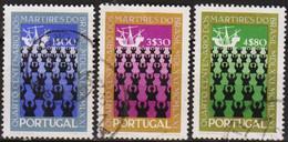 Portugal 1971 MiN°1149/51 3v Cpl Set (o) Vedere Scansione - Unclassified