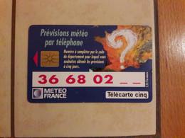 Carte Téléphoniques 5 Unités GN 212 - 5 Units