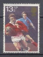Gran Bretaña 1980, Usado, Deportes Rugby - Gebraucht