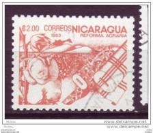 Nicaragua, Textile, Tissue, Tissu, Coton, Cotton - Textile
