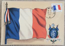 CM 1967 - YT Franchise N°13 - POSTE AUX ARMEES / FRANCHISE MILITAIRE - 1960-69