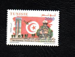 2017- Tunisie - Ben Guerdane : Victoire Sur Le Terrorisme En Tunisie - Avion - Hélicoptère - Armée - Emission Complète 1 - Militaria