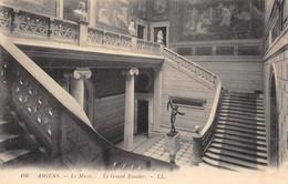 80 - AMIENS - Le Musée - Le Grand Escalier - Amiens