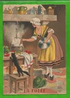 CP  BARRE-DAYEZ N° 1419 L Nos Plats Régionaux : La Potée - Illustré Par JEAN PARIS - Altre Illustrazioni