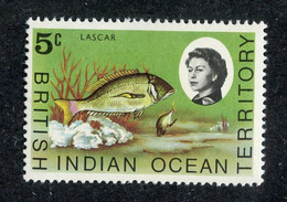 BC 6851 *Offers Welcome* 1968 Sc.16 Mnh** - British Indian Ocean Territory (BIOT)