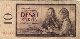 CSR+ Tschechoslowakei 1960 - 10 Korun - Czechoslovakia