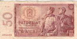 CSR+ Tschechoslowakei 1964 - 50 Korun - Czechoslovakia