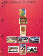 COTE DES SOMALIS -   Collection TP Neufs  X  -( Voir Tous Les Scans) - - Djibouti (1977-...)