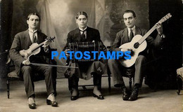 158085 ARGENTINA COSTUMES MUSIC BANDONEON TANGO POSTAL POSTCARD - Argentina