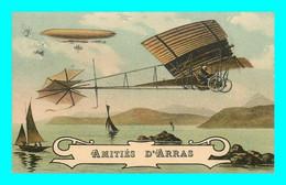 A917 / 267 62 - ARRAS Amitié D'Arras ( Avion ) - Arras