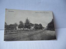 KISZOMBOR HONGRIE Comitat De Csongrád ZOMBORY RONAY BEJA KASTELYA CPA 1919 - Hungary