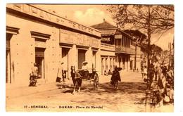 45937 - Place Du Marché - Senegal