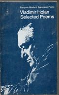 Vladimir Holan Selected Poems  - Penguin  Books  Poets 1971 - Cultural