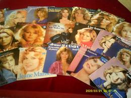 Collection De  18 Vinyles Differents De  Jeane Manson - Collezioni