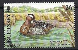 GB - Guernsey  (2001)  Mi.Nr.  881  Gest. / Used  (9ew74) EUROPA - Guernsey