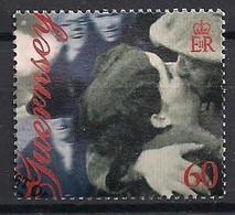GB - Guernsey  (1995)  Mi.Nr.  676  Gest. / Used  (9ew75) - Guernsey