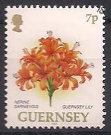 GB - Guernsey  (1993)  Mi.Nr.  601  Gest. / Used  (9ew82) - Guernsey