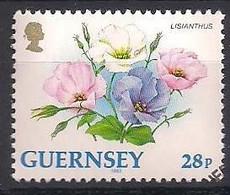 GB - Guernsey  (1993)  Mi.Nr.  605  Gest. / Used  (9ew83) - Guernsey