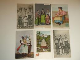 Beau Lot De 20 Cartes Postales Du Monde Costume Traditional  Costumes    Mooi Lot Van 20 Postkaarten  Klederdracht - 5 - 99 Postcards