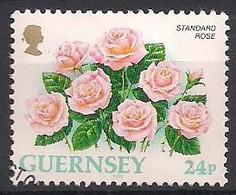 GB - Guernsey  (1993)  Mi.Nr.  604  Gest. / Used  (9ew84) - Guernsey