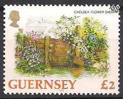 GB - Guernsey  (1993)  Mi.Nr.  607  Gest. / Used  (9ew86) - Guernsey