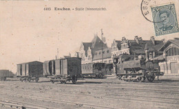 ESSCHEN, Province D'ANVERS, Statie (binnenzicht) - Sin Clasificación