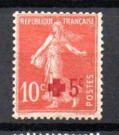 S2-3 France N° 146 ** à 10 % De La Côte A Saisir  !!! - 1906-38 Säerin, Untergrund Glatt