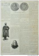 Le Fameux Bandit Areski-El-Bachir - M. Victor Considérant - Page Original - 1894 - Historical Documents